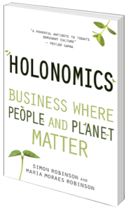 Holonomics cover 3D